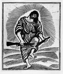 Otto Pankok, Christus zerbricht das Gewehr