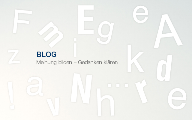 Zum Blog